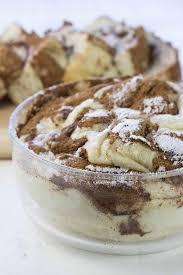 cinnamon swirl protein cake cake cinnamon protein