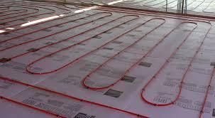 Pex Radiant Floor Heating by Cross Linked Polyethylene Pex Xlpe Applications