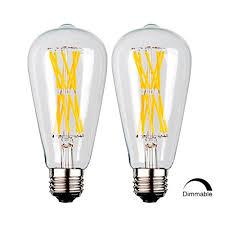 15w led filament bulb dimmable edison style vintage led edison