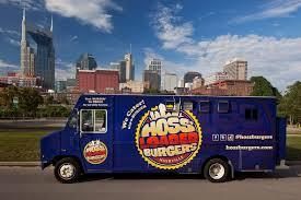 100 Food Trucks In Nashville Chase Down This Truck For The Best Stuffed Burgers
