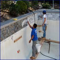 gunite pool renovation puraqua pool service waltham