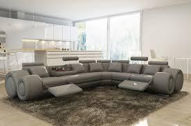 canapes haut de gamme canapé angle en cuir vachette blanc casanoti