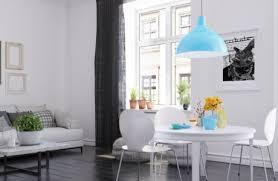 skandinavischer wohnstil wohnen in kühler frische und