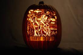 Walking Dead Pumpkin Template Free by Better Late Than Never 2012 Pumpkin Carves Mustangforums Com