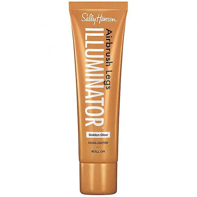 Sally Hansen Airbrush Legs Illuminator - Golden Glow, 3.38oz