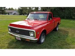1972 Chevrolet C10 For Sale #1934829 - Hemmings Motor News 1972 Chevy K20 Pick Up 4x4 Dealer Keeping The Classic Pickup Look Alive With This 1968 Trucks For Sale Truck Chevrolet Suburban K5 Blazer For Sale 84525 Mcg C10 Pickups Panels Vans Original Pinterest Black Betty Photo Image Gallery Stepside Short Bed Up Cst Longbed Frame Off Restoration No Dents Hemmings Find Of Day Cheyenne P Daily 1971 Chevy Pickup Custom 10 Orange 350 Motor