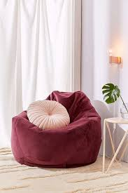 Believe It Or Not: 10 Surprisingly Stylish Beanbag Chairs ... 5 Ft Bean Bag Foot Chair 98 Big Joe Round Multiple Colors Mochi Beanbag Super Comfy Gamer Daisies Pie 10 Best Bean Bags The Ipdent Foam Chairs Filled With Giant Huge Extra Large Flash Fniture Oversized Solid Gray Best Of 2019 Your Digs Nearly New X2 From Argos Cordaroys Full Size Convertible By Lori Greiner Qvccom