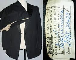1922 1920s Tuxedo 34
