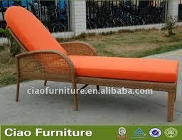 Used Chaise In Water Pool Lounge Chair