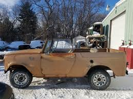1966 International Scout For Sale   ClassicCars.com   CC-1051634 Intertional Harvester 1000a 1966 Itbring A Trailer Week 25 2016 Travelall For Sale Classiccarscom Cc1133064 Scout Sale 2197365 Hemmings Motor News Topworldauto Photos Of Truck Photo Pickup Cc21142 Ih 4x4 800 Soft Top Convertible Skunk River Restorations Travelette 1100a Project 683109h599128 Intertional 1700 Duncansville Pa 5000177485 Restored Is Latest Automobile Gallery Addition Transpress Nz Fire Truck
