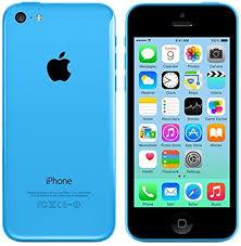 Amazon Apple iPhone 5C 8 GB Verizon Blue Cell Phones