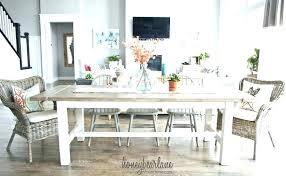 Farmhouse Table Decor Ideas Centerpiece On Rustic Lovely Room Farm Centerpieces Christmas