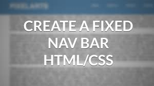 Fixed Header Tutorial   HTML & CSS - YouTube Bootstrap Blue Template Fixed Sidebar Header Inowxpmid9 How To Make A Responsive And Fixed Navbar Using Html Css Code Quick Tip Code Scrolling Navigation Bar The Most Popular Html Css Js Framework In The World Helpdocs Support Fding Selectors From Your Browser Javascript Menu Navigation Stack Sticky Header Visible When Scrolling On Mobile Es En Floating Top Css Jquery Menu Lawrahetcom Html Aligning Menus In Html5 Metronav Metro Ver By Sohn Codecanyon 15 Cool Rainbow Chocolates