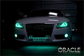 oracle halo lights for audi 2007 2013 audi a5 led halo kit for