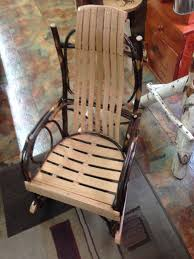 Rocker - Child's Size, Amish Bentwood Hickory, Twig Arms, Natural ... Quality Bentwood Hickory Rocker Free Shipping The Log Fniture Mountain Fnitures Newest Rocking Chair Barnwood Wooden Thing Rustic Flat Arm Amish Crafted Style Oak Chairish Twig Compare Size Willow Apninfo Amazoncom A L Co 9slat Rocker Bent Wood With Splint Woven Back Seat Feb 19 2019 Bill Al From Dutchcrafters