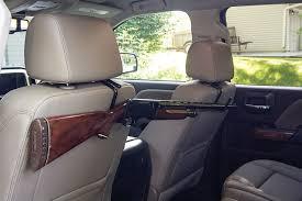 100 Gun Racks For Trucks SnapSafe Vehicle Headrest Rack
