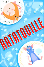 Ratatouille Wallpaper Titled Posters Inspired By 1920s French Style Illustrations