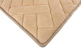 Rug Pads For Hardwood Floors Amazon by Amazon Com Fabbrica Home Non Slip Bath Kitchen Accent Memory Foam