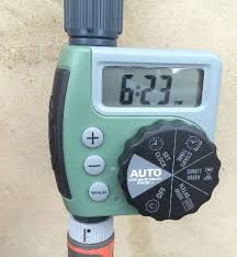 Orbit Hose Faucet Timer by Garden Watering Equipment Tested And Reviewed By Fred In The Shed