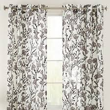 Sound Deadening Curtains Bed Bath And Beyond by Bethany Grommet Window Curtain Panel Bed Bath U0026 Beyond