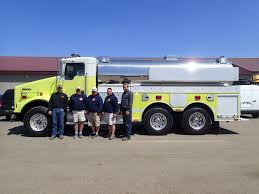 Emergency Vehicles South Dakota | Custom Commercial Trucks MN