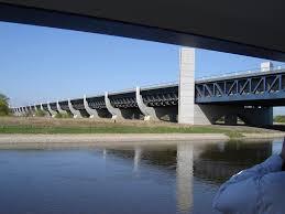 100 Magdeburg Water Bridge Great