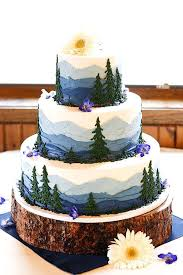 15 Rustic Wedding Cakes That Will Make You Want A Barn