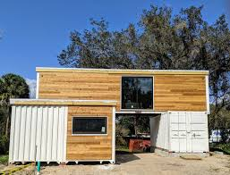 100 Shipping Container Home How To Harry Cohen Takes A Peek At An Actual Container House