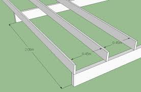 Ceiling Joist Spacing Australia by Building Decking Estate Buildings Information Portal