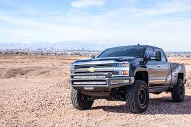2015+ Chevy 2500 / 3500 ENFORCER Front Winch Bumper — Rogue Racing