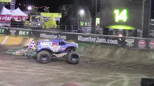 Monster Truck Lands A Front Flip – 1Funny.com Avenger Monster Truck In Freestyle Competion At 4x4 Offroad Stock Monster Truck Freestyle Colorado State Fair 2014 Youtube Jam World Finals Xvii Competitors Announced 16 Trucks Wiki Fandom Powered Amsoil Shock Therapy No Joe Schmo 2012 Grave Digger 06092017 Missoula Montana Fairgrounds The Of Gord Toronto 2018 Leticia Zavala Google Here Be Monsters The Roarbotsthe Roarbots To Run Like Bemonster