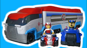100 Truck Toys Fort Worth PAW PATROLLER New Paw Patrol RV And With Paw Patrols Ryder