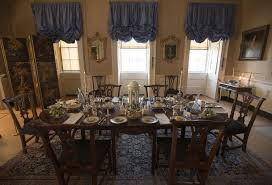 Georgian Dining Room by The Majestic Royal Crescent In Bath Celebrates 250 Years This Week