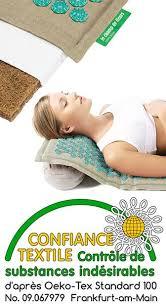 tapis ch de fleurs pour mal de dos les maux de dos