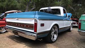 1972 Chevrolet Cheyenne Super Pickup Truck - Interview With Rene ...