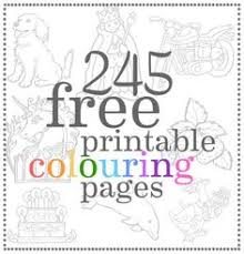 245 Free Printable Colouring Pages From Canadian Family What A Resource
