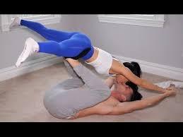 Youtube Carli Bybel Halloween by Yoga Challenge Carli Bybel Youtube