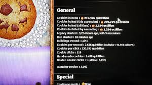Cookie Clicker Halloween Cheats by What Is Your Stats In The Game U2014 Dashnet Forums