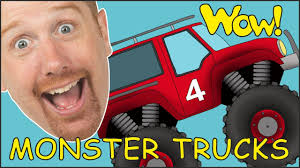 Monster Trucks For Children From Steve And Maggie | Learning ... Blaze And The Monster Machines Truck Toys With Blaze Monster Dome The End Hot Wheels Jam 2018 Poster Full Reveal Youtube Grave Digger Mayhem Superstore Giant Toy Delivery 2 Trucks Garbage Playset For Children Candy Jam Zombie Scooby Doo New For 2014 Learn Colors W Learn Numbers Kids Cars Cartoon Hot Wheels World Finals Xiii Encore 2012 30th Colors Educational Video In The Swimming Pool