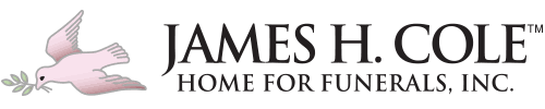 Wel e to James H Cole Home for Funerals Inc