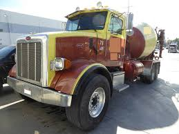 Peterbilt Mixer / Ready Mix / Concrete Trucks For Sale ...