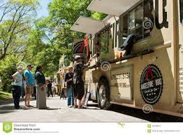 100 Where To Buy Food Trucks People Stand In Line Meals From Truck Editorial