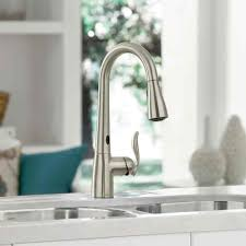 Delta Foundations 2Handle Standard Kitchen Faucet In Chrome21987LF