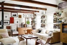 Rustic Vintage Living Room