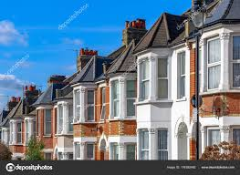100 What Is A Terraced House Typical English Terraced Houses In West Hampstead London Stock