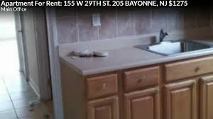 apartment for rent 155 w 29th st 205 bayonne nj 1275 youtube