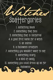 Scary Halloween Riddles For Adults by Witches Scattergories Jpg Google Drive Fall Halloween