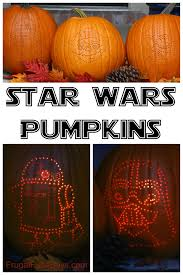 Darth Vader Pumpkin Carving Ideas by How To Create Awesome Star Wars Pumpkins