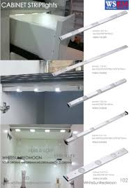 Wireless Under Cabinet Lighting Menards by Under Cabinet Hardwired Led Lighting Guoluhz Com