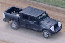 Jeep Wrangler Pickup Spotted For The First Time - Motor Trend Canada Larry H Miller Chrysler Jeep Dodge Ram Riverdale New Pickup Truck May Not Be A Wrangler Variant Carscoops 2019 Review Specs And Release Date Pickup Nextgeneration Could Get Version Photo Image Gallery 25 Future Trucks And Suvs Worth Waiting For Suv Specials In Sauk City On News Photos Price What How Reliable Are Jeeps Mamotcarsorg Truck Forum 2018 Jl Forums Unlimited First Drive Auto Cars Cversion Kit For Sale